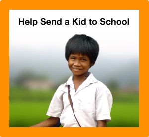 Help Send a Kid to School